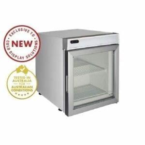 One Door Underbar/Counter Freezer