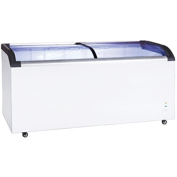 CF-620 CURVED TOP DISPLAY CHEST FREEZER