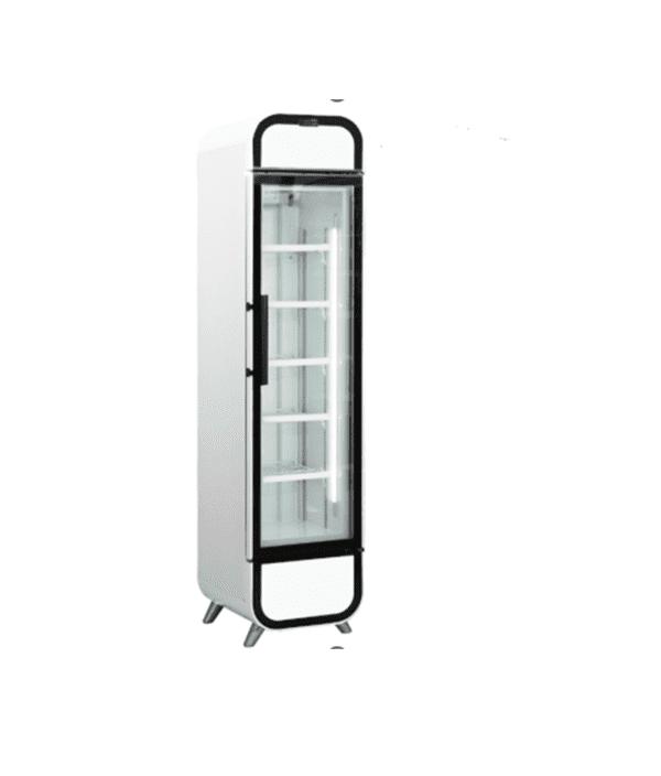 One Door Slimline Display Freezer